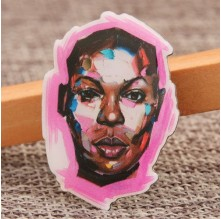 Oil Painting Custom Lapel Pins