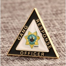 Officer Custom Lapel Pins