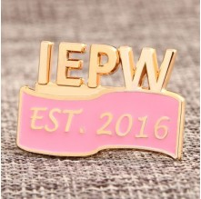 IEPW Custom Lapel Pins