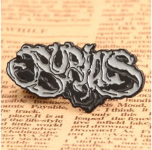 Burials Custom Enamel Pins