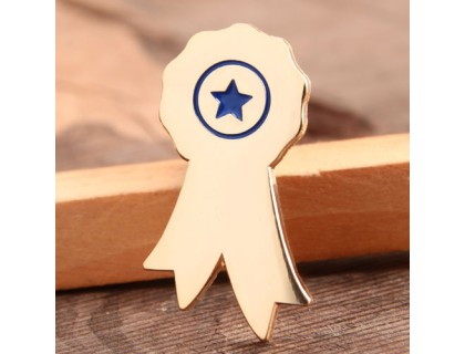Star Award Custom Lapel Pins