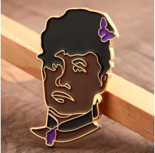 Fashion Woman Custom Enamel Pins