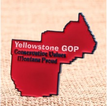 GOP Custom Enamel Pins