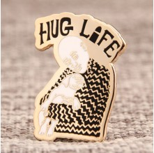 Hug Life Custom Pins