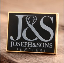 JS Custom Lapel Pins