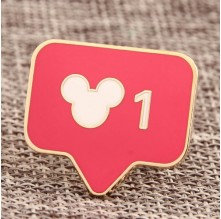 Mickey Dialog Custom Pins
