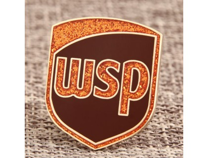 WSP Custom Pins No Minimum