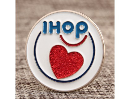 IHOP Custom Pins No Minimum