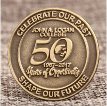 Commemorative Lapel Pins No Minimum
