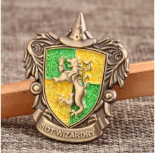 SOT Wizardry Custom Pins No Minimum