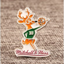 M&N Custom Lapel Pins Small Quantity