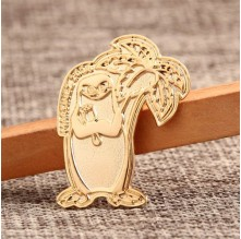 Custom Penguin Lapel Pins Small Quantity