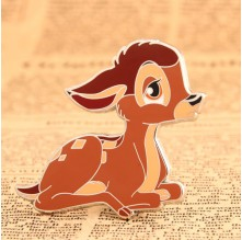 Bambi Custom Lapel Pins No Minimum Order