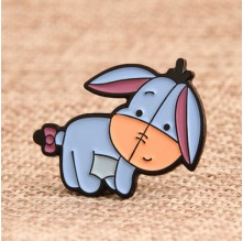 Eeyore Custom Pins No Minimum Order