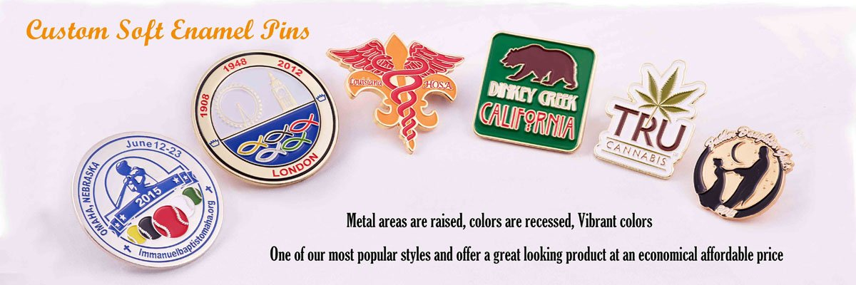 Cheap Custom Lapel Pins Manufacturer| Best Prices low as 0.39