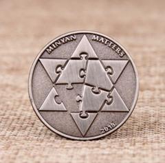 Antique Lapel Pins | Custom Lapel Pins USA | Custom Lapel Pins